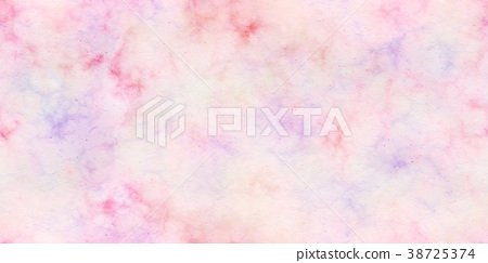 鮮豔細緻的彩色日式手工和紙特寫材質紋理背景,俯視圖(無縫接圖,高分辨率 2D CG 渲染∕著色插圖) 38725374