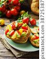 italian, bread, frisella 38725387