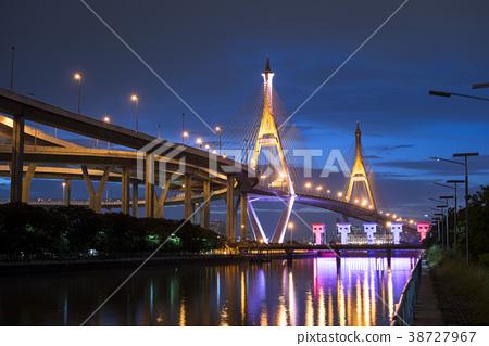 Industrial Ring Road Bridge 38727967