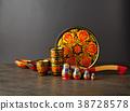 Russian wooden objects 38728578