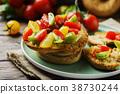italian, bread, frisella 38730244