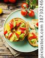 italian, bread, frisella 38730246