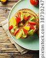 italian, bread, frisella 38730247