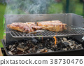 barbecue, barbecued, barbeque 38730476