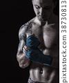 Fighting preparation 38730813