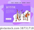 jazz music quartet 38731718