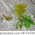 Tea .Gumnema inodorum (Lour.)  38733340