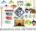 Children's Day Material Set 38734679