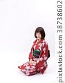 和服 理想的日本女人 首席 38738602