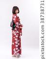 和服 理想的日本女人 女生 38738731