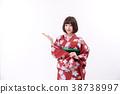 和服 理想的日本女人 日式服装 38738997