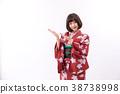 和服 理想的日本女人 日式服装 38738998