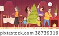 背景 圣诞节 圣诞 38739319