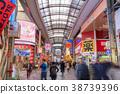 오사카 난바 · 센니 치마에 상가 38739396