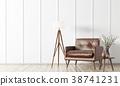 3d, armchair, coffee 38741231