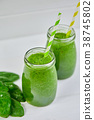 green, smoothie, spinach 38745802