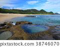 해안, 바닷가, 바다 38746070