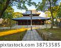 Shofukuji Temple in Hakata, Fukuoka, Japan 38753585