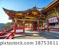 Yutoku Inari shrine in Saga, Japan 38753611