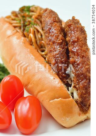 Delicatessen bread 38754034