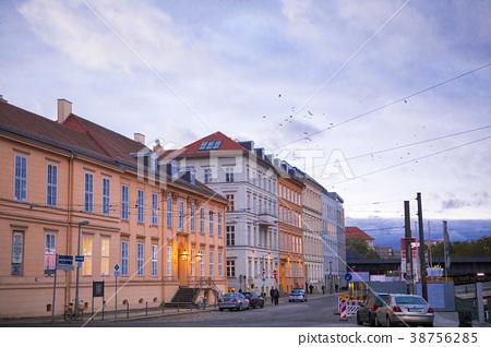 德國,柏林,舊建築,德國,柏林,舊建築物, 38756285