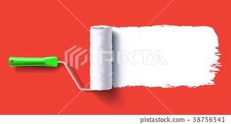 brush roller brush  38756541