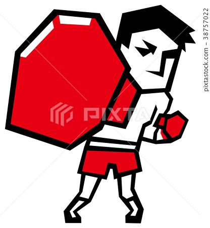 boxer, pugilist, boxing 38757022