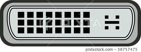 DVI-I terminal 38757475