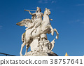 Statue of Renommee from Tuileries garden 38757641