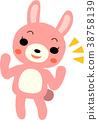 兔子 兔 能量 38758139