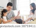 亚洲 亚洲人 家庭 38759411