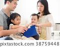 亚洲 亚洲人 儿童 38759448