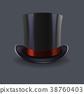 black gentleman hat 38760403