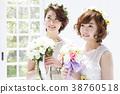 新娘 婚禮 女生 38760518
