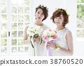 舞會新娘女人的婚姻 38760520