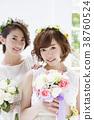 新娘 婚禮 女生 38760524