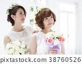 新娘 婚禮 女生 38760526
