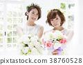舞會新娘女人的婚姻 38760528