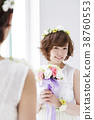 舞會新娘女人的婚姻 38760553