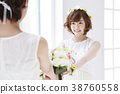舞會新娘女人的婚姻 38760558
