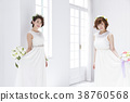 新娘 婚礼 女生 38760568