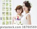 新娘 婚禮 女生 38760569