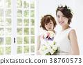 舞會新娘女人的婚姻 38760573