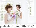 舞會新娘女人的婚姻 38760578