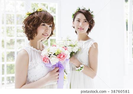 舞會新娘女人的婚姻 38760581