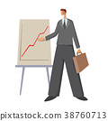 man, business, vector 38760713