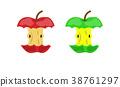 Apple stub waste 38761297