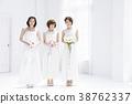 新娘 婚禮 一個年輕成年女性 38762337