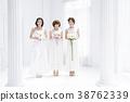 웨딩 신부 여성 결혼 신부 38762339