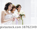 婚禮新娘婦女婚姻新娘 38762349